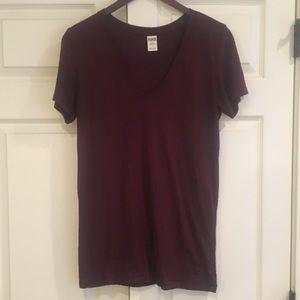 VS PINK Sleepwear Tee Shirt L